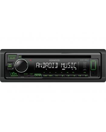 Radioodtwarzacz samochodowe KENWOOD KDC-130UG (CD + USB + AUX)