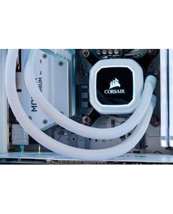 Chłodzenie wodne do procesora Corsair Hydro Series CW-9060042-WW (120 mm; 2200 obr/min; RGB)