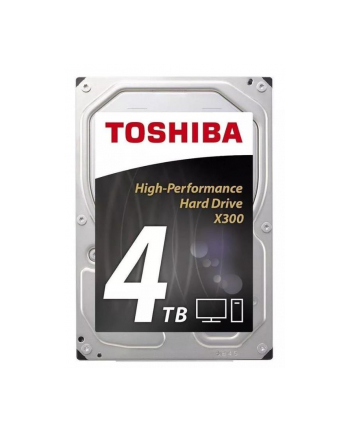 Dysk Toshiba HDWE140UZSVA (4 TB ; 35 ; SATA III)
