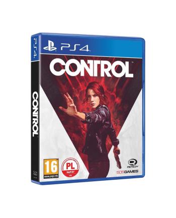 505 games Gra CONTROL (wersja BOX; Blu-ray; ENG  PL - kinowa; od 16 lat)