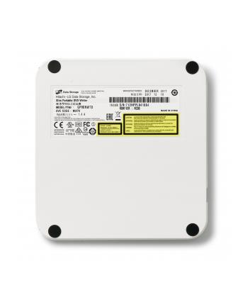 Hitachi-LG DVD -/+ R/RW USB GP90NW70 SLIM ZEW Biały