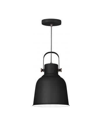Lampa wiszaca Activejet czarna AJE-LOLY Black 1xE27