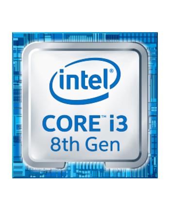 QNAP 8-Bay, Intel i3 4C 3,1 Ghz, 8GB RAM, 2x1GbE, 1x5GBase-T, 6x3,5''+2xM.2 SSD
