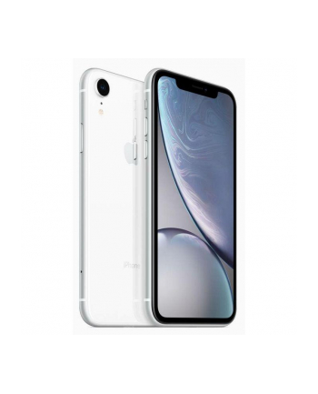 Smartfon Apple iPhone XR 64GB White (6 1 ; Retina; 1792x768; 3GB; 2942mAh)