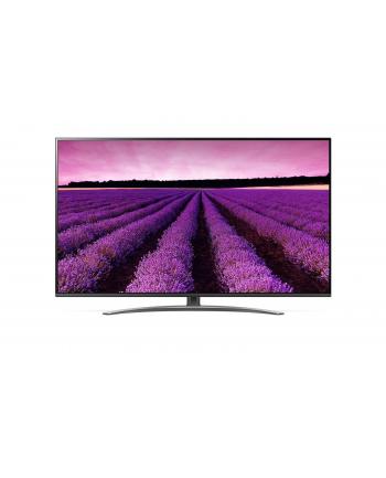 Telewizor 49  4K LG 49SM8200 (4K 3840x2160; 50Hz; SmartTV; DVB-C  DVB-S2  DVB-T2)