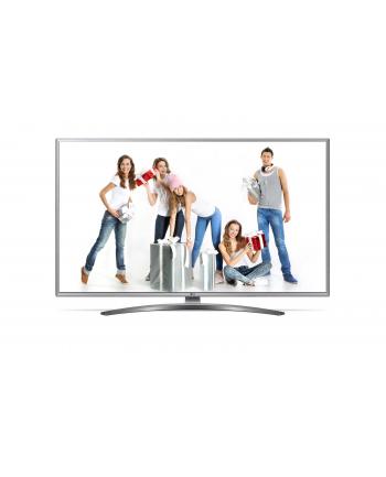 Telewizor 50  4K LG 50UM7600 (4K 3840x2160; 50Hz; SmartTV; DVB-C  DVB-S2  DVB-T2)