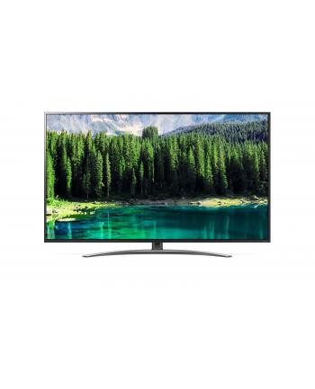 Telewizor 75  4K LG 75SM8610 (4K 3840x2160; 100Hz; SmartTV; DVB-C  DVB-S2  DVB-T2)