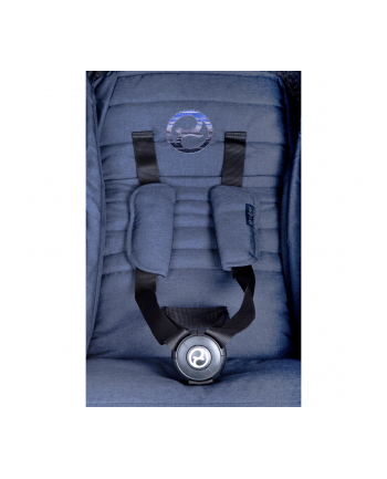 Wózek spacerowe Cybex Eezy S+ Denim Blue (kolor granatowy)
