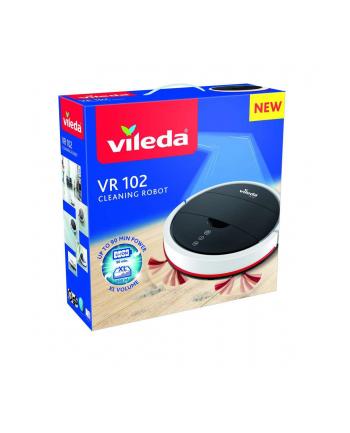 Vileda VR 102 robotic vacuum(white / black)