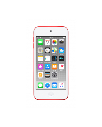 Apple iPod touch 32GB, MVP player (red)