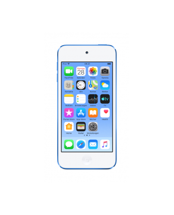 Apple iPod touch 128GB, MVP Player (Blue)