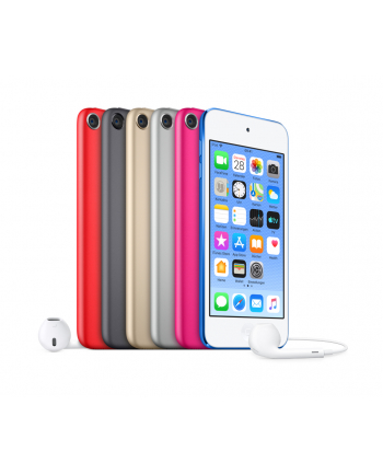 Apple iPod touch 128GB, MVP player (red)