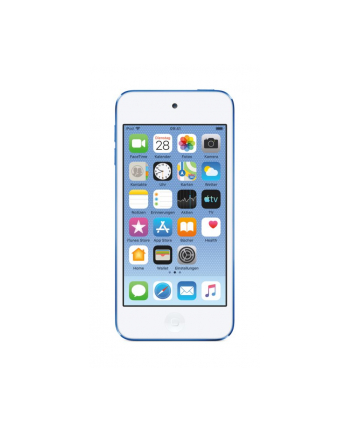 Apple iPod touch 256GB, MVP Player (Blue)