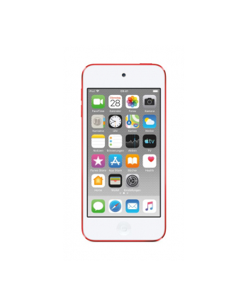 Apple iPod touch 256GB, MVP player (red)
