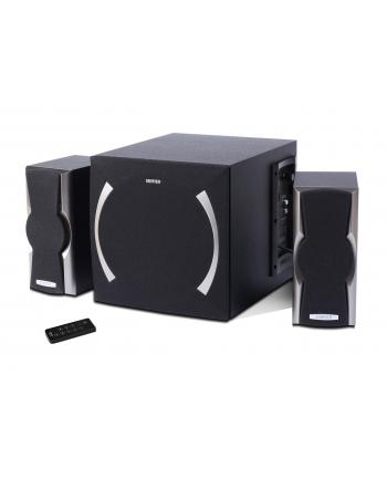 Edifier XM6BT, speakers(black, Bluetooth, jack, USB, SD card)