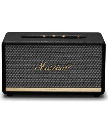 Marshall Stanmore II speakers(black, Bluetooth, apt: X, jack)