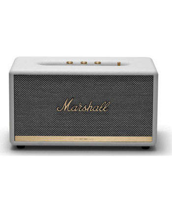 Marshall Stanmore II wh, speakers (white, Bluetooth, apt: X, jack)