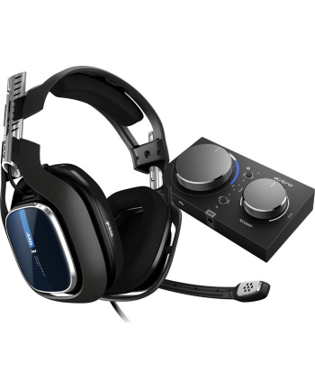 ASTRO Gaming A40 TR, Headset (black / blue, incl. MixAmp Pro TR)