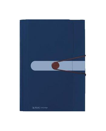Herlitz Folder Rec. 12 compartments blue