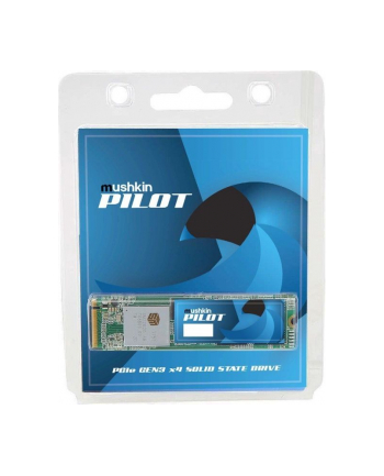 Mushkin Pilot 2 TB Solid State Drive(PCIe Gen3 x4 NVMe 1.3 | M.2 2280)