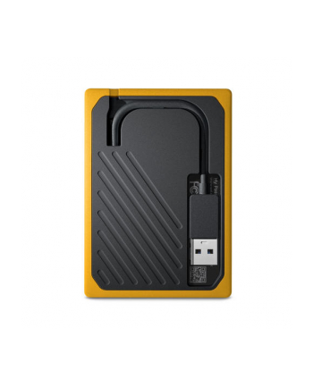 western digital WD My Passport Go 1TB Solid State Drive (black / yellow, USB-A 3.2 (5 Gbit / s))