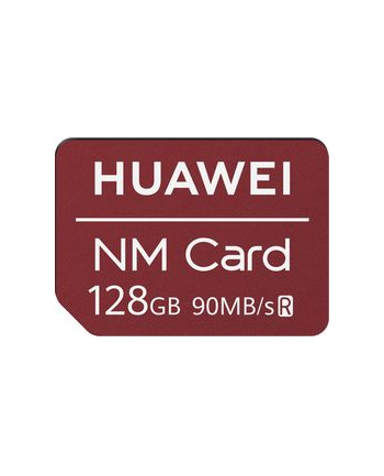 Huawei Nano Memory Card 128GB, Memory Card (red)