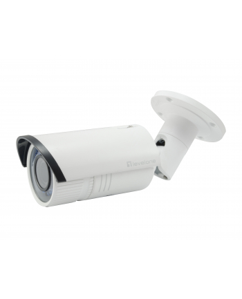 level one LevelOne FCS-5059, network camera (White)