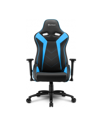 Sharkoon Elbrus 3 Gaming Chair, gaming chair (black / blue)