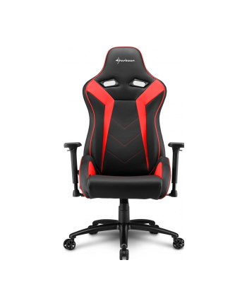 Sharkoon Elbrus 3 Gaming Chair, gaming chair (black / red)
