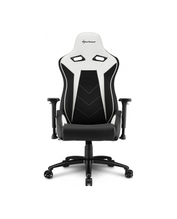 Sharkoon Elbrus 3 Gaming Chair, gaming chair (black / white)