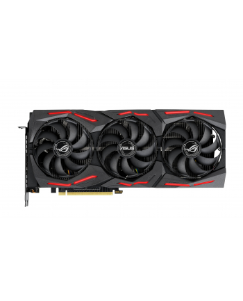 ASUS GeForce RTX 2070 SUPER ROG GAMING STRIX, graphics card (2x DisplayPort, 2x HDMI, 1x USB-C)