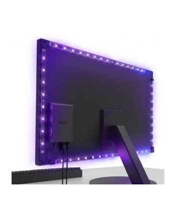 NZXT Hue 2 Ambient Lighting RGB Kit, LED strip(for monitors from 26 to 32 inches)