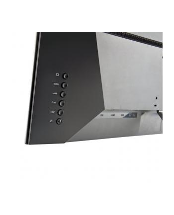 Hannspree HS 329 PQR - 31.5 - LED (silver, QHD, AD-IPS, HDMI, DisplayPort)
