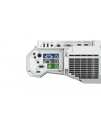 Epson EB-1470UI, laser projector(white, WUXGA, 4000 lumens, USB, HDMI)