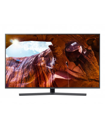 Samsung - 55 - UE-55RU7409, LED TV(titan, SmartTV, UltraHD, HDR, including HD +)