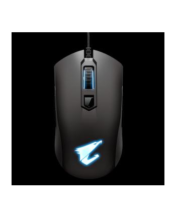 GIGABYTE AORUS M4, mouse(black)