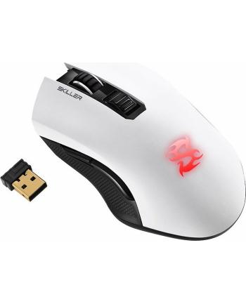Sharkoon SKILLER SGM3, Mouse(White)