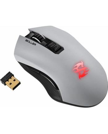 Sharkoon SKILLER SGM3, Mouse(Gray)