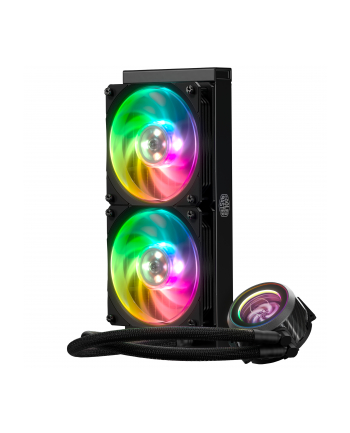 Cooler Master Master Liquid ML240P Mirage, water cooling (Black)