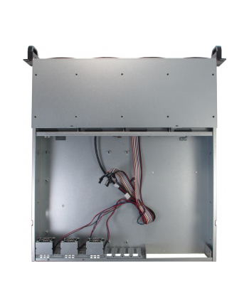 Inter-Tech 2U 2404L mATX - Storage