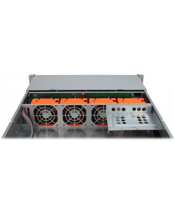 Inter-Tech 2U 2412 ATX - Storage