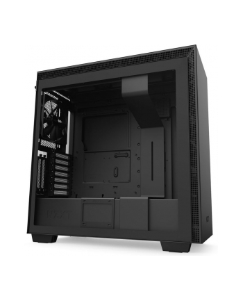 NZXT H710i Window Black, tower case (black, Tempered Glass)