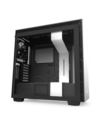 NZXT H710i Window White, tower case (white / black, Tempered Glass)