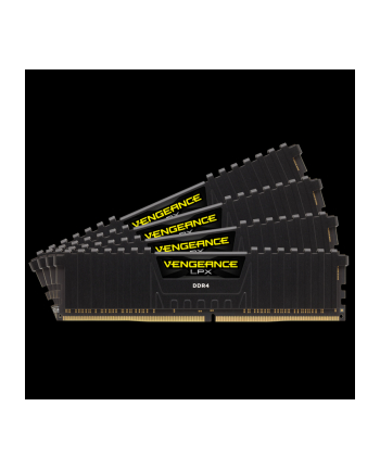 Corsair DDR4 - 32GB -4000 - CL - 19 - Quad Kit - Vengeance LPX - black, CMK32GX4M4K4000C19