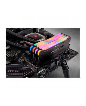 Corsair DDR4 - 32GB -4266 - CL - 19 Quad Kit, RAM, Vengeance RGB PRO( CMW32GX4M4K4266C19)