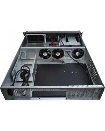 Inter-Tech 2U 2098-SL, server case(black 2U)