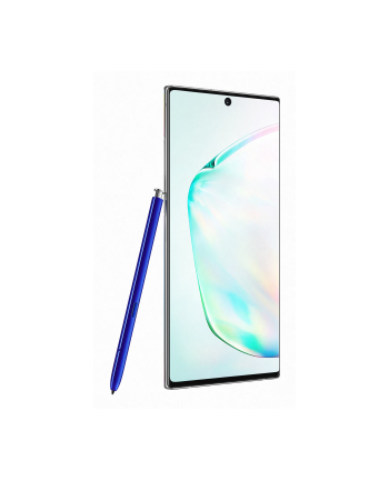Samsung Galaxy note10 + - 6.8 - 256GB, mobile phone (Aura Glow, Dual SIM)