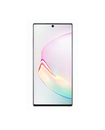 Samsung Galaxy note10 + - 6.8 - 256GB, mobile phone (White, Dual SIM)