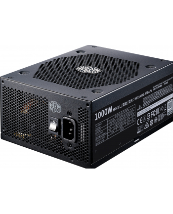 Cooler Master V1000 Platinum 1000W PC Power Supply (black 8x PCIe, cable management)