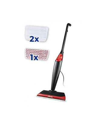 Vileda Steam steam cleaner XXL + Power Pad(black / red, 1,550 watts)
